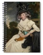 Mrs. Lewis Thomas Watson Spiral Notebook