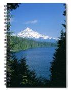 Mt. Hood National Forest Spiral Notebook