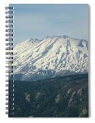Mt St Helens  Spiral Notebook