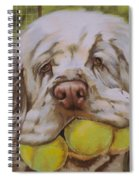 Mumbles Spiral Notebook