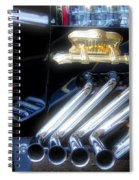 Munster Koach Spiral Notebook