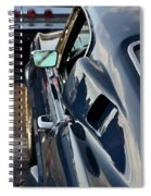 Mustang Shelby Details Spiral Notebook