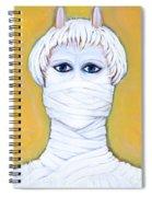Mute Control Spiral Notebook