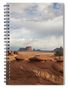 Mystery Valley View 7496 Spiral Notebook