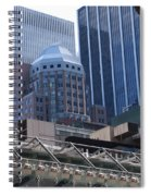 N Y C Architecture Spiral Notebook