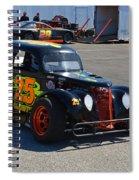 Nascar 25 Legends Car Spiral Notebook