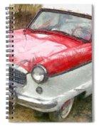 Nash Metropolitan Pencil Spiral Notebook