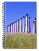 National Capitol Columns, National Spiral Notebook