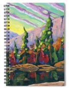Nature Expression Spiral Notebook