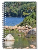 Nature's Touch Spiral Notebook