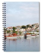 Neos Marmaras Sithonia Halkidiki Greece Spiral Notebook