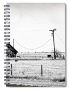 New Mexico Roadside Spiral Notebook