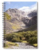 New Zealand Landscape Spiral Notebook