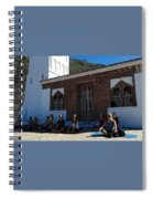 Nice View From Chefchaouen Morocco Spiral Notebook