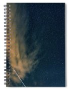 Night Journey Spiral Notebook