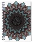 10448 Night Shift Kaleidoscope Spiral Notebook