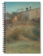 Nils Kreuger,   Dusk Spiral Notebook