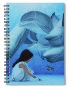 Ninia Del Mar Spiral Notebook