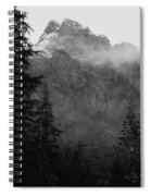 Noble Baring Spiral Notebook