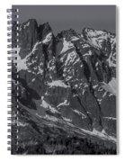 North Cascades Spiral Notebook