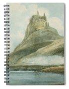 Northumberland  Spiral Notebook