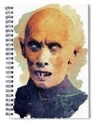 Nosferatu Spiral Notebook