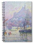 Notre Dame De La Garde, La Bonne Mere, Marseilles Spiral Notebook