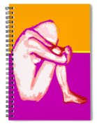 Nude 10 Spiral Notebook