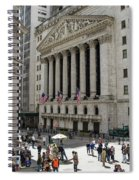 Nyse Spiral Notebook