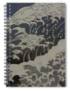 Ocean Birds Spiral Notebook