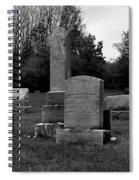 Odd Fellows Cemetery Spiral Notebook