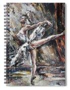Odette Spiral Notebook