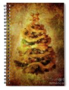 Oh Christmas Tree Spiral Notebook