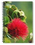 Ohia Lehua Spiral Notebook