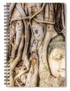 Old Bangkok Ruins Spiral Notebook