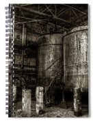 Old Crow Mash Spiral Notebook