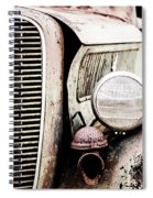 Old Farm Ford Spiral Notebook
