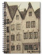Old Town Of Cologne Spiral Notebook