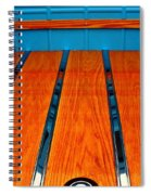 Old Truck Bed Spiral Notebook