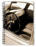 Old Truck  Spiral Notebook