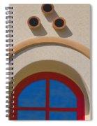 Omega Spiral Notebook