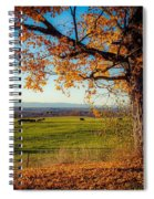 On A Clear Day Spiral Notebook