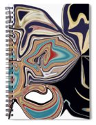 On The Wild Side Spiral Notebook