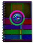 One Spiral Notebook