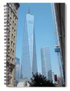 One World Trade Center 4 Spiral Notebook