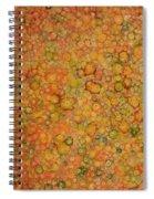 Orange Craze Spiral Notebook
