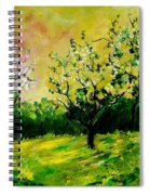 Orchard Spiral Notebook