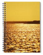 Oregon, Bandon Spiral Notebook