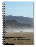 Oregon Coast 8 Spiral Notebook