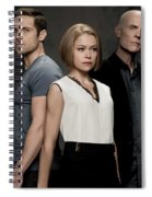 Orphan Black Spiral Notebook
